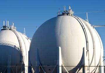 Liqufied Gas Storage, Arslan Enginery