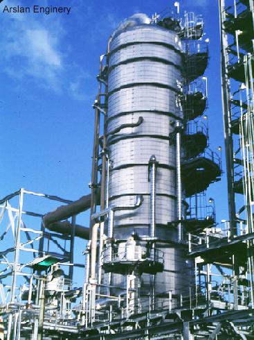 Distillation Column, Arslan Enginery