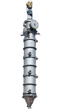Thin Film Evaporator TFE, Arslan Enginery