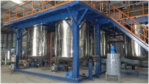 Lube Oil Blending Plant Manufacturers